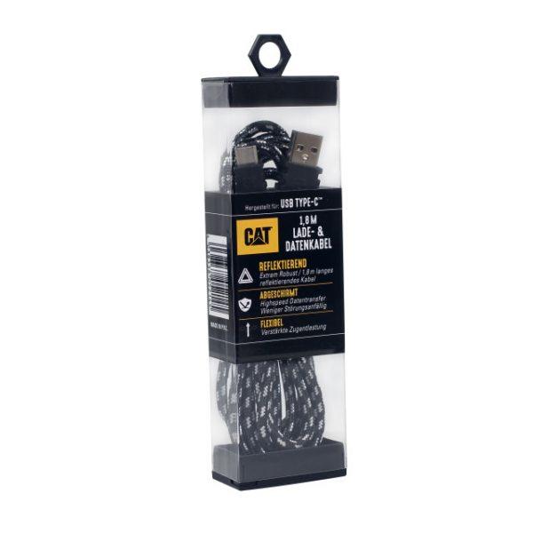 CAT-USB-C-Ladekabel