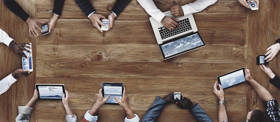 Firmenhandy-Mobilfunkanbieters