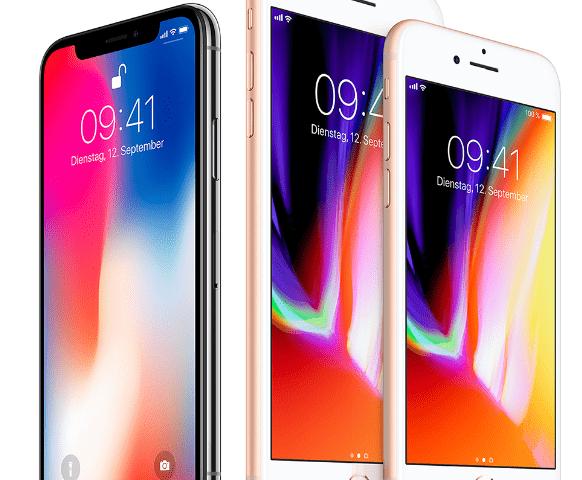 iPhone-8-und-iPhone-X