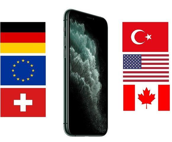 Unbegrenzte Mobilfunkflat Deutschland, Europa, Türkei, USA, Kanada