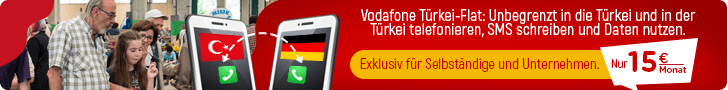 Vodafone Türkei Flat Munichkom