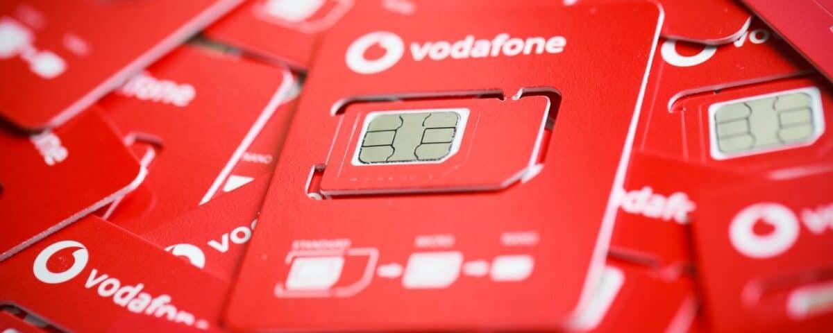 Vodafone Business SIM Only Angebot Munichkom