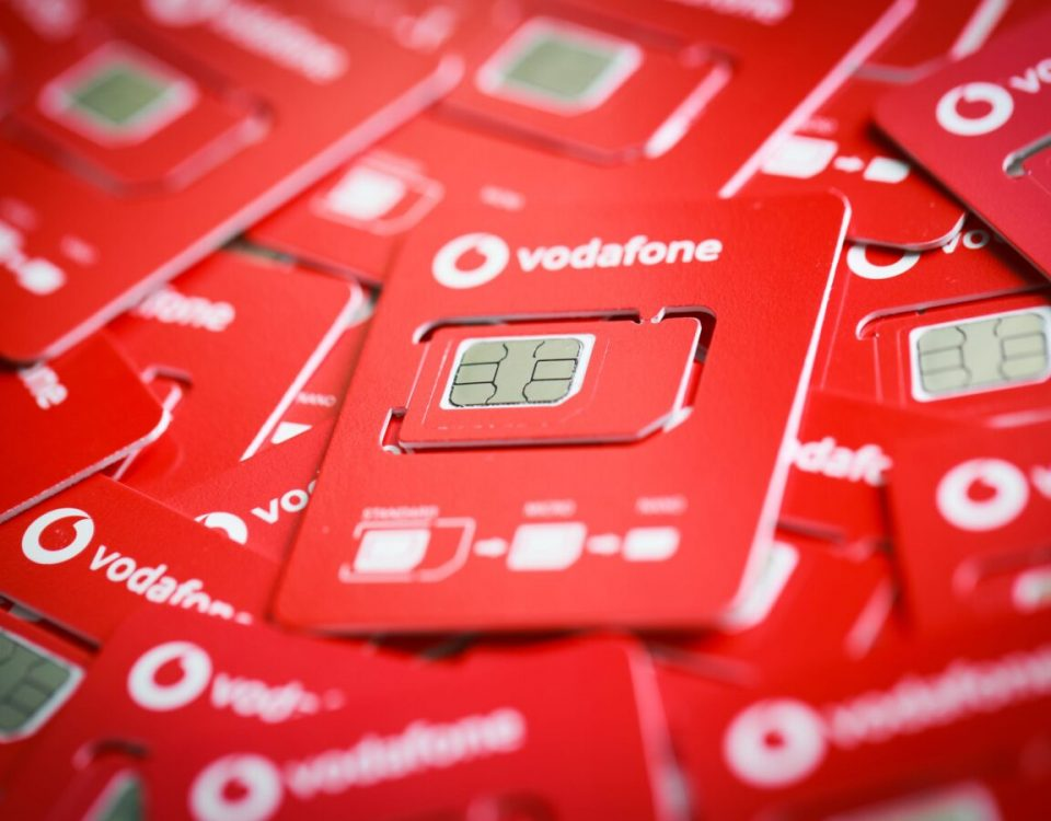 Vodafone Business SIM Only Angebot Munichkom